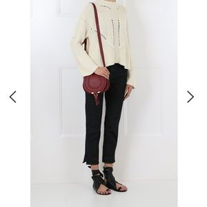 Isabel Marant Maheo Leather Sandal